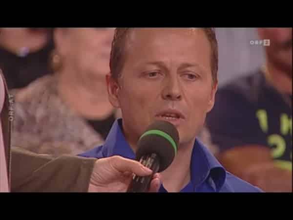 Roland Hamm beim ORF 2