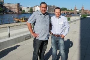 Ralf Schmitz und ich