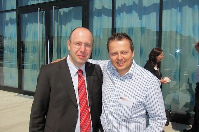 IMK - Internet Marketing Kongress 2011 mit Siegmar Buehrle und Roland Hamm