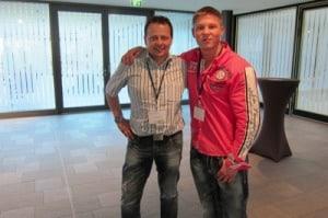RolandHamm und Kris Stelljes