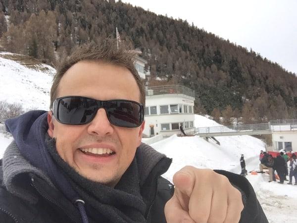 Jahresklausur in St. Moritz