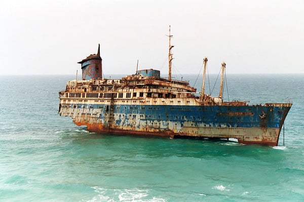 Schiffbruch mit RevShare Programmen