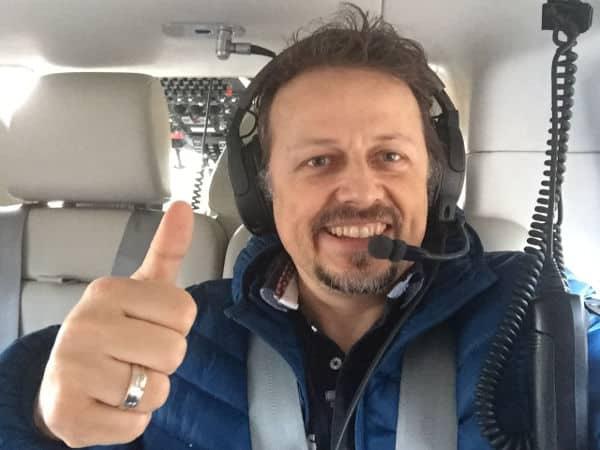 Spass haben im Leben - Hubschrauber fliegen