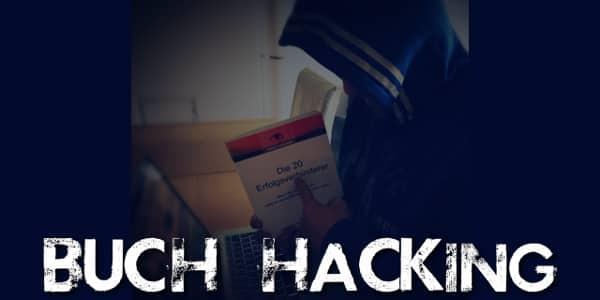 Buch Hacking – Die 20 Erfolgsverhinderer von Ernst Crameri