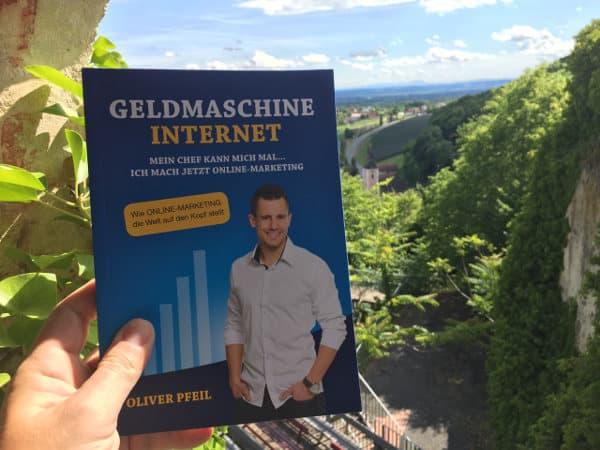 Mein Chef kann mich mal - Ich mache jetzt online Marketing von Oliver Pfeil