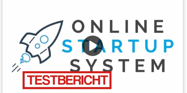 Online Startup System Review Rene Renk