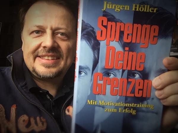 Sprenge Deine Grenzen - Buch von Jürgen Höller