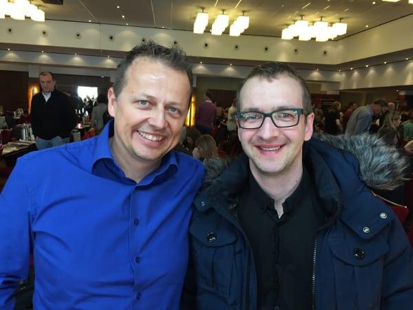 Abo Mastersystem Marko Slusarek und Roland Hamm