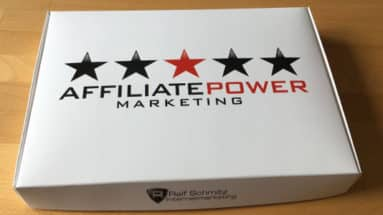 Affiliate Power Marketing Box Erfahrungen