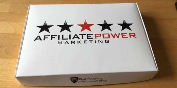 Affiliate Power Marketing Erfahrungen