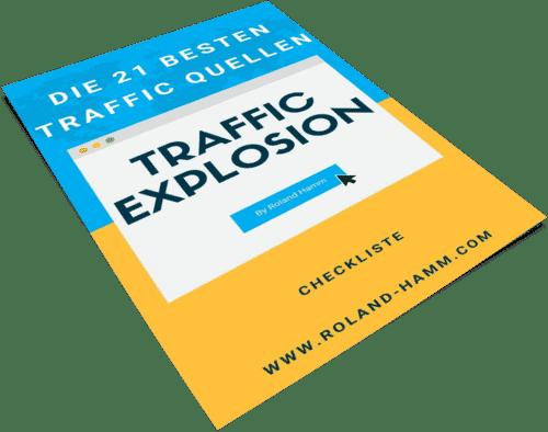 checkliste die 21 besten traffic quellen