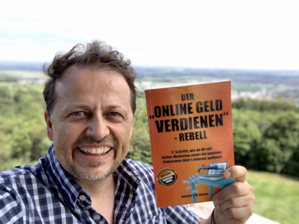 Der online Geld verdienen Rebell Buch Eis