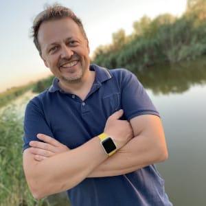 Roland Hamm - Autor und Blogger